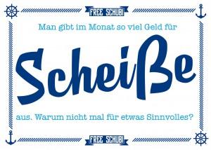 Free Schubi!